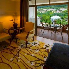 Guangzhou Phoenix City Hotel 4* Улучшенный номер с разными типами кроватей фото 2