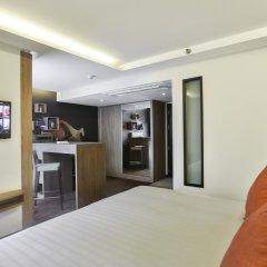 U Sukhumvit Hotel Bangkok 4* Улучшенный номер фото 18