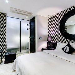 Hotel The Designers Cheongnyangni 3* Номер Делюкс с различными типами кроватей фото 14