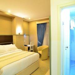 Capital Tirana Hotel 3* Стандартный номер с различными типами кроватей фото 5