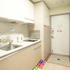 Отель NJoy Seoul Студия с различными типами кроватей фото 26
