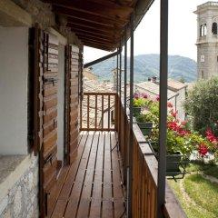Отель Appartamento Il Follo Вальдоббьадене балкон