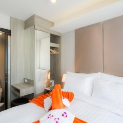 Отель 6th Avenue Surin Beach Студия с различными типами кроватей