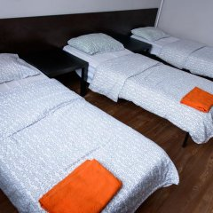 Хостел Европа Номер с общей ванной комнатой с различными типами кроватей (общая ванная комната) фото 32