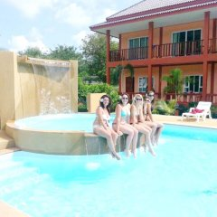 Отель Peaceful Resort Koh Lanta Ланта бассейн фото 2