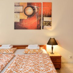 Отель LeoApart Апартаменты с различными типами кроватей фото 34