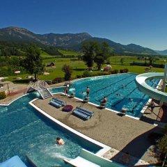 Отель Haus Landl бассейн