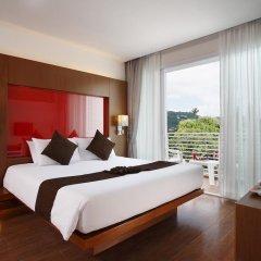 Отель Peach Hill Resort And Spa Улучшенный номер фото 4
