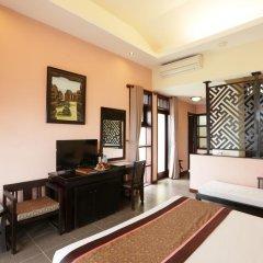Отель Romana Resort & Spa 4* Вилла с различными типами кроватей фото 10