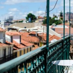 5 Sins Chiado Hostel балкон