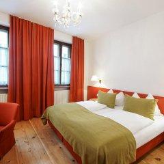 Отель Altstadthotel Wolf 4* Стандартный номер фото 9