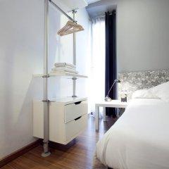 Отель Hostal Nitzs Bcn Стандартный номер с двуспальной кроватью (общая ванная комната) фото 2