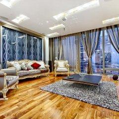 Гостиница Sky Apartments Rentals Service в Москве отзывы, цены и фото номеров - забронировать гостиницу Sky Apartments Rentals Service онлайн Москва комната для гостей фото 14