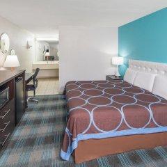 Отель Howard Johnson by Wyndham Vicksburg 2* Стандартный номер с различными типами кроватей фото 5
