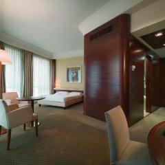 Отель UNAHOTELS Cusani Milano 4* Представительский номер с различными типами кроватей фото 2