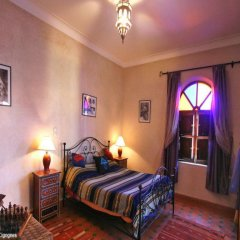 Отель Riad Les Cigognes Марокко, Марракеш - отзывы, цены и фото номеров - забронировать отель Riad Les Cigognes онлайн комната для гостей фото 5