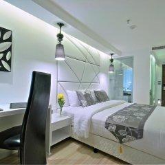 Отель Sukhumvit Suites 3* Улучшенный номер с различными типами кроватей