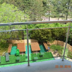 Гостиница Domiki U Morya балкон