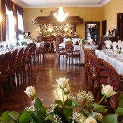 Отель Pałac Piorunów & Spa питание