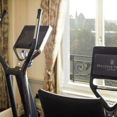 Hotel Bellevue Palace Bern 5* Стандартный номер с различными типами кроватей фото 2