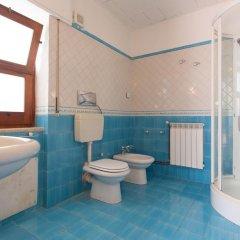 Отель Villa Mondello Италия, Палермо - отзывы, цены и фото номеров - забронировать отель Villa Mondello онлайн ванная фото 2