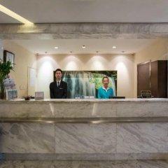Отель Jinjiang Inn Shanghai Maotai Road Branch 2* Стандартный номер с различными типами кроватей фото 3
