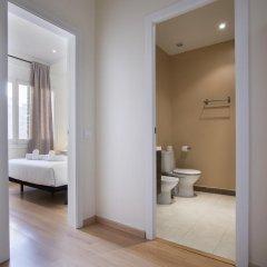 Отель Bbarcelona Corsega Flats Барселона ванная