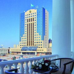 Гранд Парк Есиль Отель балкон