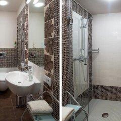 Отель Gate Apartments Латвия, Рига - отзывы, цены и фото номеров - забронировать отель Gate Apartments онлайн ванная фото 2