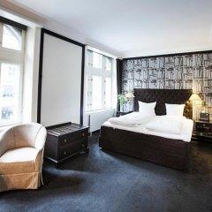 First Hotel Kong Frederik 4* Стандартный номер с двуспальной кроватью фото 2
