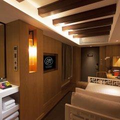 Отель AMOY by Far East Hospitality 4* Номер Делюкс с различными типами кроватей фото 2