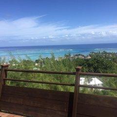 Отель Villa Ava Французская Полинезия, Муреа - отзывы, цены и фото номеров - забронировать отель Villa Ava онлайн балкон