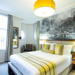 Seraphine Kensington Olympia Hotel 4* Представительский номер с различными типами кроватей фото 4
