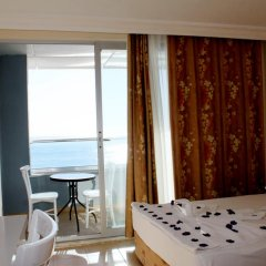 Azak Beach Hotel комната для гостей фото 3