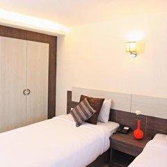 The Zen Hotel Pattaya 3* Номер Делюкс с различными типами кроватей фото 6