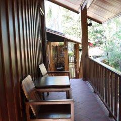 Отель Villa Oasis Luang Prabang 3* Номер Делюкс с двуспальной кроватью фото 6