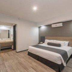 Hotel Malibu 4* Стандартный номер с различными типами кроватей фото 2