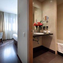 Отель Eurostars Lucentum 4* Стандартный номер с двуспальной кроватью фото 7