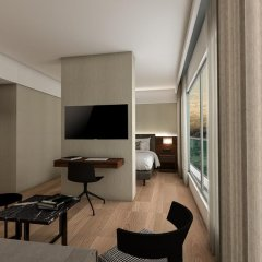 Отель Athens Marriott 5* Полулюкс
