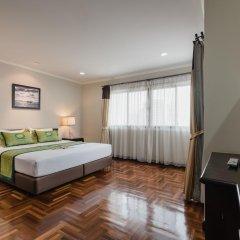 Отель CNC Residence 4* Люкс с 2 отдельными кроватями фото 7