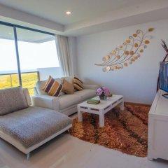Отель Rocco Huahin Condominium Апартаменты с 2 отдельными кроватями фото 16
