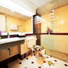 Jomtien Garden Hotel & Resort 4* Стандартный номер с различными типами кроватей фото 6