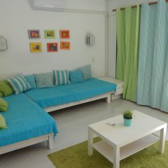 Апартаменты Albufeira Jardim Apartments Улучшенная студия с различными типами кроватей