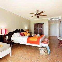 Отель Pierre & Vacances Residence Premium Les Tamarins Улучшенная студия с различными типами кроватей фото 5