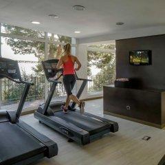 Park Hotel San Jorge & Spa фитнесс-зал фото 4