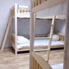 Отель Unni House 2* Кровать в женском общем номере с двухъярусной кроватью фото 2