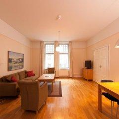 Отель Hellsten Helsinki Senate 3* Апартаменты с разными типами кроватей фото 11