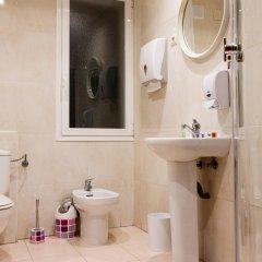 Отель Pension Teresa Калаорра ванная
