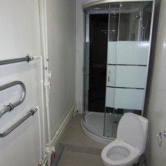 Hostel Avrora Кровать в общем номере с двухъярусной кроватью фото 8
