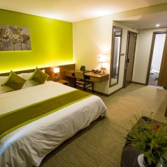 Hotel Kuretakeso Tho Nhuom 84 4* Стандартный номер фото 13